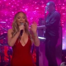 VIDEO: Mariah Carey Performs 'I Don't' on JIMMY KIMMEL LIVE