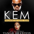Three-Time Grammy-Nominated R&B Artist KEM Prepares To Hit The Road This November