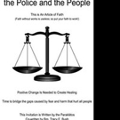 """Tracy Bush's New Book """"A Peace Offering for the Police and the People"""" is a Vivid and Religious Work that Delves Into the Conflict Between Police and the General Public"""