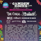 The Coral, Reverend and The Makers & More Confirmed for CAMDEN ROCKS FESTIVAL 2017