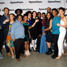 Photo Coverage: Signature Theatre Celebrates Opening Night of THE DEATH OF THE LAST BLACK MAN IN THE WHOLE ENTIRE WORLD