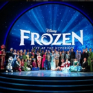 Photo Flash: FROZEN Receives a Special Visit, KING AND I Gets Merry, and More Saturday Intermission Pics!