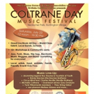 2016 Coltrane Day Music Festival to Celebrate Community & Music Next Month