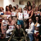 Photo Flash: TRIP OF LOVE Goes Tie-Dye for 100 Performances Celebration