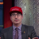 VIDEO: John Oliver Hoped He'd Never Have to Care About Donald Trump; Sadly He Has To!