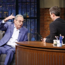 VIDEO: Lewis Black Talks Presidential Election, New Broadway Play on LATE NIGHT