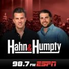 New York Jets' Eric Decker to Join ESPN New York 98.7FM's HAHN & HUMPTY