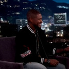VIDEO: Usher Announces New Album, Shares Cover Art on JIMMY KIMMEL