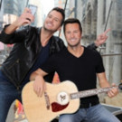 Luke Bryan Comes Face-To-Face With New Madame Tussauds Nashville Wax Figure