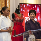 Photo Flash: Broadway's Eden Duncan-Smith Attends TLC's SAY YES TO THE PROM Initiative in NYC