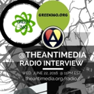 Antonio Saillant to Appear on AntiMedia Radio Tonight; Listen Live!
