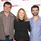 Photo Coverage: Company of Primary Stages' THE BODY OF AN AMERICAN Meets the Press