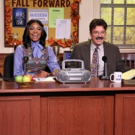 VIDEO: Gabrielle Union & Jimmy Fallon Make Musical Morning Announcements on TONIGHT