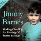 Jimmy Barnes Announces Audiobook Event for WORKING CLASS BOY