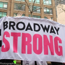 #BroadwayStrong Comes Out In Support of Women's March