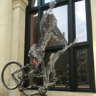 Ash Knight's 'Unintentional Levitation' Sculpture to Be Featured at ArtPrize Eight Art Competition, Today