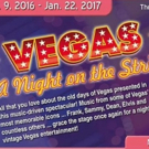 Kevin Black's VEGAS: A NIGHT ON THE STRIP at Stage Door Theatre