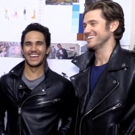 BWW TV Exclusive: Aaron Tveit, Carlos PenaVega & Designer William Ivey Long on Becoming a T-Bird for Fox's GREASE: LIVE! - Full Interview!