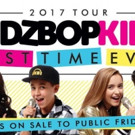 Kidz Bop Announces All New 2017 'Best Time Ever' Tour