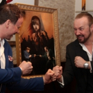 Photo Coverage: New LES MISERABLES Stars Celebrate 2 Years on Broadway with Tony's Portrait Unveiling!