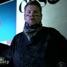VIDEO: James Corden Reclaims His Television City Billboard at 2 am!