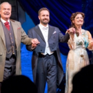 Photo Coverage: Alfie Boe Takes First Bows in FINDING NEVERLAND