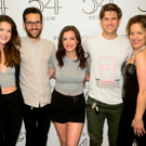 Photo Flash: It's a NEXT TO NORMAL Reunion at Jennifer Damiano's 54 Below Show