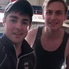 BWW Blog: Eddie Olmo II and Logan Scott Mitchell of Goodspeed's BYE, BYE BIRDIE - Backstage BIRDIE