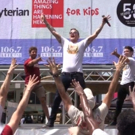 BWW TV: Will Power Takes Over Bryant Park with the Help of SOMETHING ROTTEN!