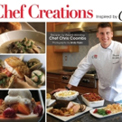 Hood Cream and Chef Chris Coombs Launch First-Ever eCookbook, CHEF CREATIONS
