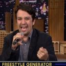 VIDEO: Lin-Manuel Miranda Freestyles; Shares HAMILTON's AMERICA Clip & More on 'Tonight'