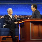 VIDEO: Glenn Close Talks Return to 'Norma Desmond' on LATE SHOW