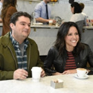 VIDEO: Julia Louis-Dreyfus Trades Spit with Bobby Moynihan in All-New SNL Promo