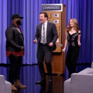 VIDEO: Jessica Chastain & Joe Manganiello Face Off in 'Charades' on TONIGHT SHOW