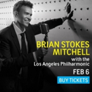 Get Tickets to See Brian Stokes Mitchell at LA's Walt Disney Concert Hall 2/6