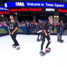 VIDEO: Dancers Perform Epic Hoverboard Routine to Justin Bieber's 'What Do You Mean?'