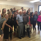 Photo Flash: In Rehearsal with Sheldon Harnick and Off-Broadway's FIORELLO!