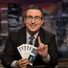 VIDEO: John Oliver Takes on Congressional Fundraising on LAST WEEK