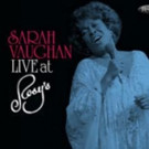 'Sarah Vaughan Live At Rosy's' Out Today on Resonance Records