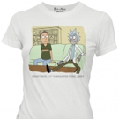 New Apparel & Accessories Now Available Featuring Adult Swim's RICK AND MORTY