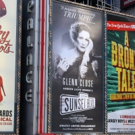 Up on the Marquee: SUNSET BOULEVARD Returns!