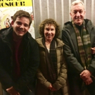 Photo Flash: Rhea Perlman Cheers the Cast of JONAH AND OTTO Off-Broadway Photos