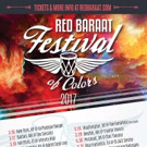 Red Baraat Announces Dates And Support Acts For 2017 Festival Of Colors