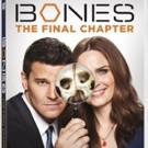 BONES Season 12 and The Flesh & Bones Collection Seasons 1-12 Arrives on DVD, 6/13