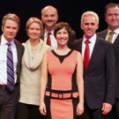Photo Flash: Cynthia Nixon Drops by MARK FELT, SUPERSTAR at York Theatre Company