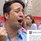 Watch Lin-Manuel Miranda Turn Donald Trump Tweets Into a Musical