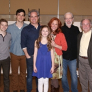 Photo Coverage: Meet the Family- Inside Rehearsal with the Cast of TUCK EVERLASTING!