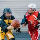 VIDEO: JJ Redick, Scott Bakula & Pete Holmes Play Basketball or Cake? on CORDEN
