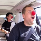 VIDEO: Take That Join James Corden for Special Red Nose Day Carpool Karaoke