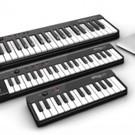 IK Multimedia Unveils iRig Keys USB Range of MIDI Keyboard Controllers